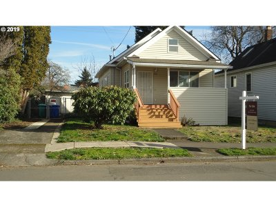 Single Family Home For Sale: 4044 NE Rodney Ave