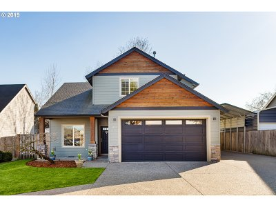 Canby Single Family Home For Sale: 1457 N Juniper Pl