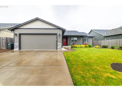 Cottage Grove, Creswell Single Family Home For Sale: 1029 Swale Ridge Loop