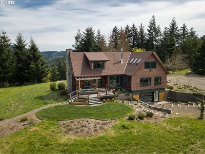 Eugene Single Family Home Bumpable Buyer: 30065 Le Bleu Rd