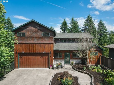 Portland Single Family Home For Sale: 4816 SW Fairview Blvd