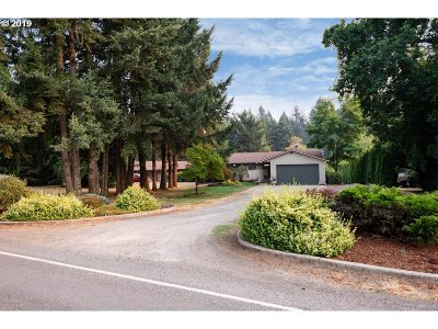 Oregon City Single Family Home For Sale: 15310 Holcomb Blvd