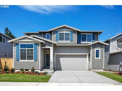Tigard Single Family Home For Sale: 7643 SW Cornutt St #Lot36
