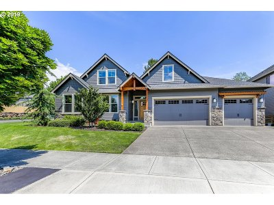 Camas Single Family Home For Sale: 4554 NW Fremont St
