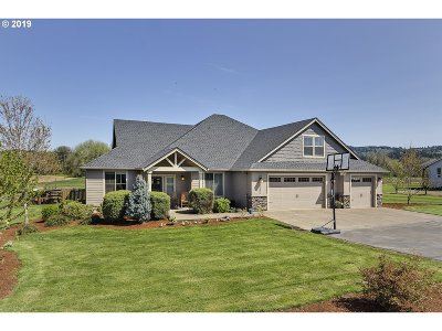 Forest Grove Single Family Home For Sale: 4268 SW Anderson Rd