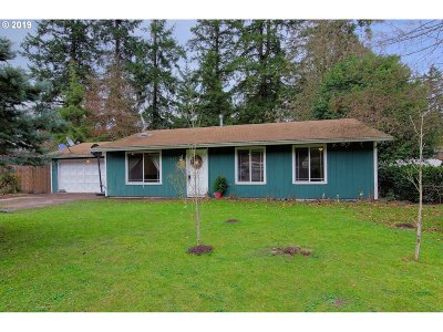 Clackamas County Single Family Home For Sale: 6627 SE Mabel Ave