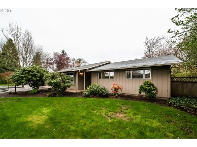 Oregon City Single Family Home For Sale: 13608 Gaffney Ln