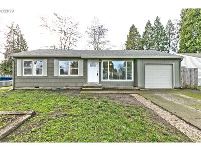 Keizer Single Family Home Sold: 506 Marino Dr