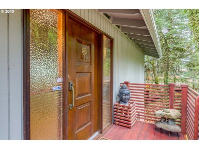 Portland Single Family Home For Sale: 4144 SW Hewett Blvd