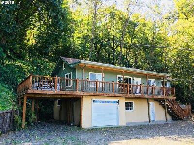 Single Family Home For Sale: 2501 NE Rasmussen Rd