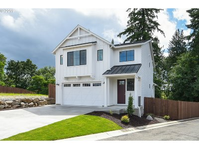 Ridgefield Single Family Home For Sale: 4135 S 11th Cir