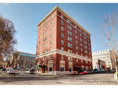 Portland Condo/Townhouse For Sale: 1005 SW Park Ave #407