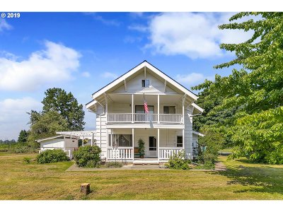 Canby Single Family Home For Sale: 6970 S Knights Bridge Rd