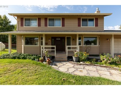 Umatilla County Single Family Home For Sale: 975 Clydesdale Ln