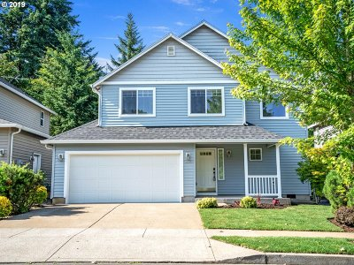 Clackamas County Single Family Home For Sale: 38488 Barlow Pkwy