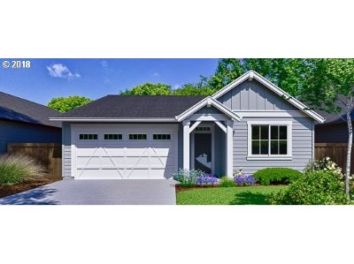 Single Family Home For Sale: 1320 NW Campanella (Lot 90) Way