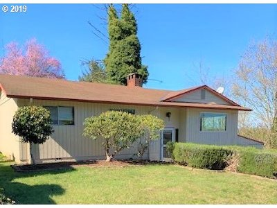 Coos Bay Single Family Home For Sale: 427 13th Ave