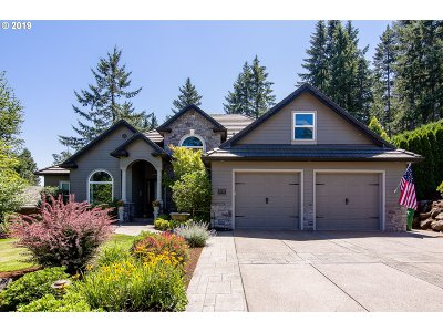 Single Family Home For Sale: 3259 Wintercreek Dr
