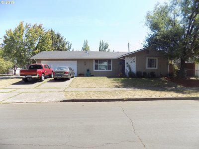 Springfield Single Family Home For Sale: 533 S 40th St