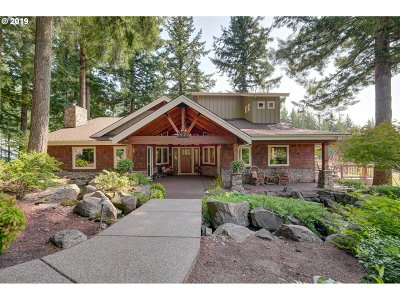 Camas Single Family Home For Sale: 5606 NE 280th Ave