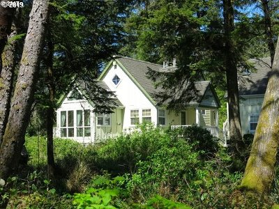 Cannon Beach Single Family Home For Sale: 596 Antler Rd