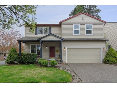 Oregon City Single Family Home For Sale: 19459 Prairie View Ter
