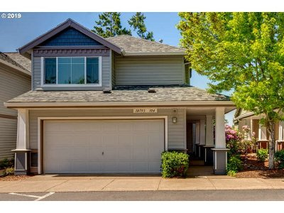 Tigard Condo/Townhouse For Sale: 10793 SW Canterbury Ln