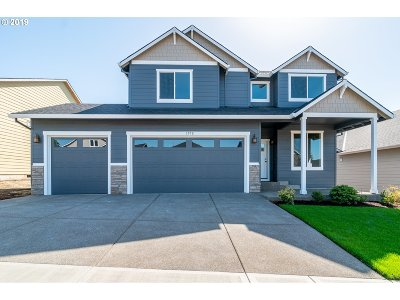 Newberg, Dundee, Lafayette Single Family Home For Sale: 3970 N Bruce Dr