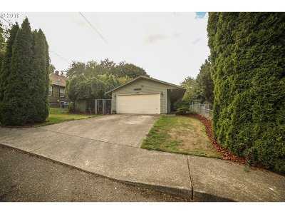 Single Family Home For Sale: 9229 N Chase Ave