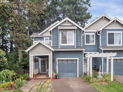 West Linn Single Family Home For Sale: 20201 Hoodview Ave