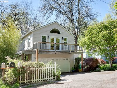 Single Family Home For Sale: 9955 SW 65th Ave