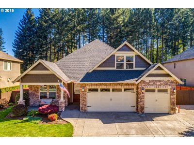 Camas Single Family Home For Sale: 1409 NW 44th Ave