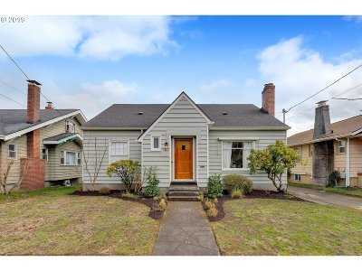 Single Family Home For Sale: 1806 NE 57th Ave
