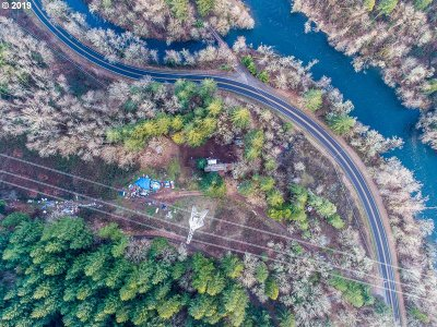 Springfield Residential Lots & Land For Sale: 38097 Camp Creek Rd