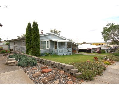 Pendleton Single Family Home For Sale: 2434 SW Nye Ave