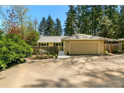 Single Family Home For Sale: 7170 SW 27th Ct