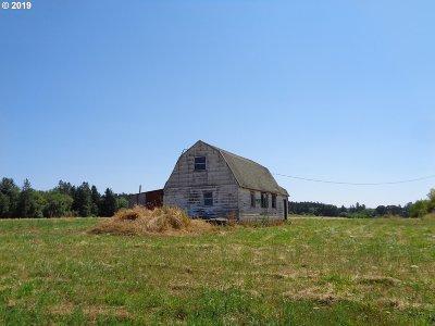 Molalla, Mulino Farm & Ranch Pending: 33434 S Highway 213