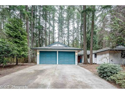 Beaverton Single Family Home For Sale: 1860 SW Pheasant Dr