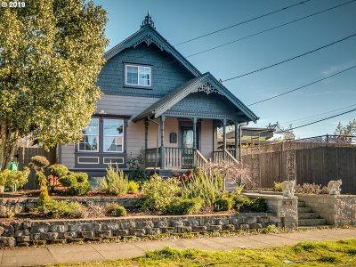 Single Family Home For Sale: 5018 NE 10th Ave