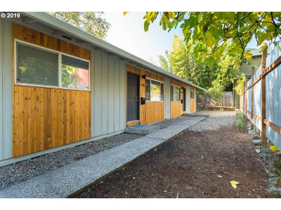 Clackamas County, Multnomah County, Washington County Multi Family Home For Sale: 4721 NE Garfield Ave