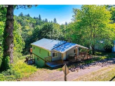 Portland Single Family Home For Sale: 10549 NW Skyline Blvd
