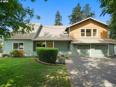 Hillsboro Single Family Home For Sale: 3475 NW 3rd Ave