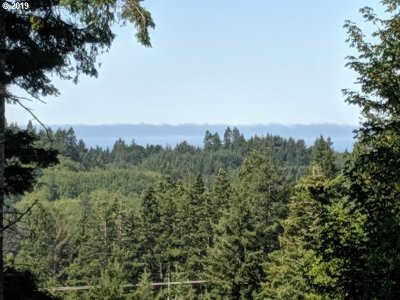 Gold Beach Residential Lots & Land For Sale: 28339 Hunter Creek Hts