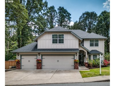 Wilsonville Single Family Home For Sale: 7850 SW Oak Patch Ct