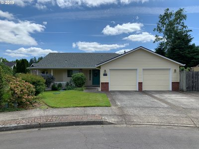 Camas Single Family Home For Sale: 3837 NW 27th Ave