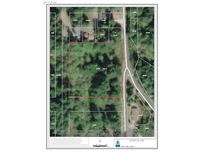 Port Orford Residential Lots & Land For Sale: 321533c Tl1100 Deady St