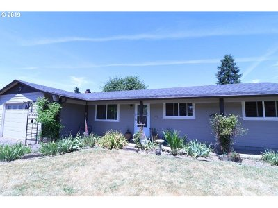 Single Family Home For Sale: 5210 F St