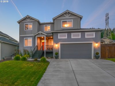 Washougal Single Family Home For Sale: 3975 St