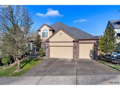 Happy Valley, Clackamas Single Family Home For Sale: 9643 SE Wyndham Way