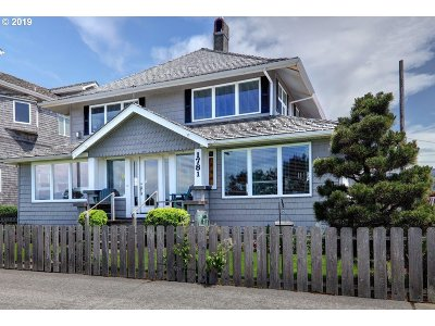 Seaside Single Family Home For Sale: 1781 S Prom